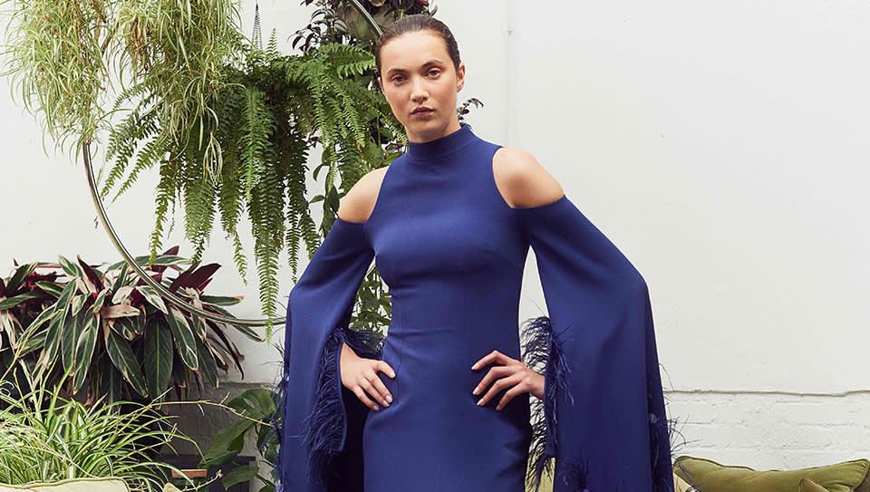 15ddaa420 أطلقت المصممة دانيلا كارنوتس اسم صفية على ماركتها تيمنًا باسم بنتها، التي  تتميز بالجمع ما بين فنون التصميم التقليدي والمنسوجات والكماليات ذات لمسة  جمالية ...