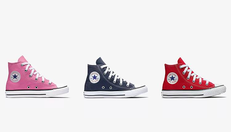 ca1656d1745 Founded in 1908, Converse quickly became a go-to classic and a cultural  icon, with a design so versatile and so comfortable. Whether it's the Chuck  Taylor, ...