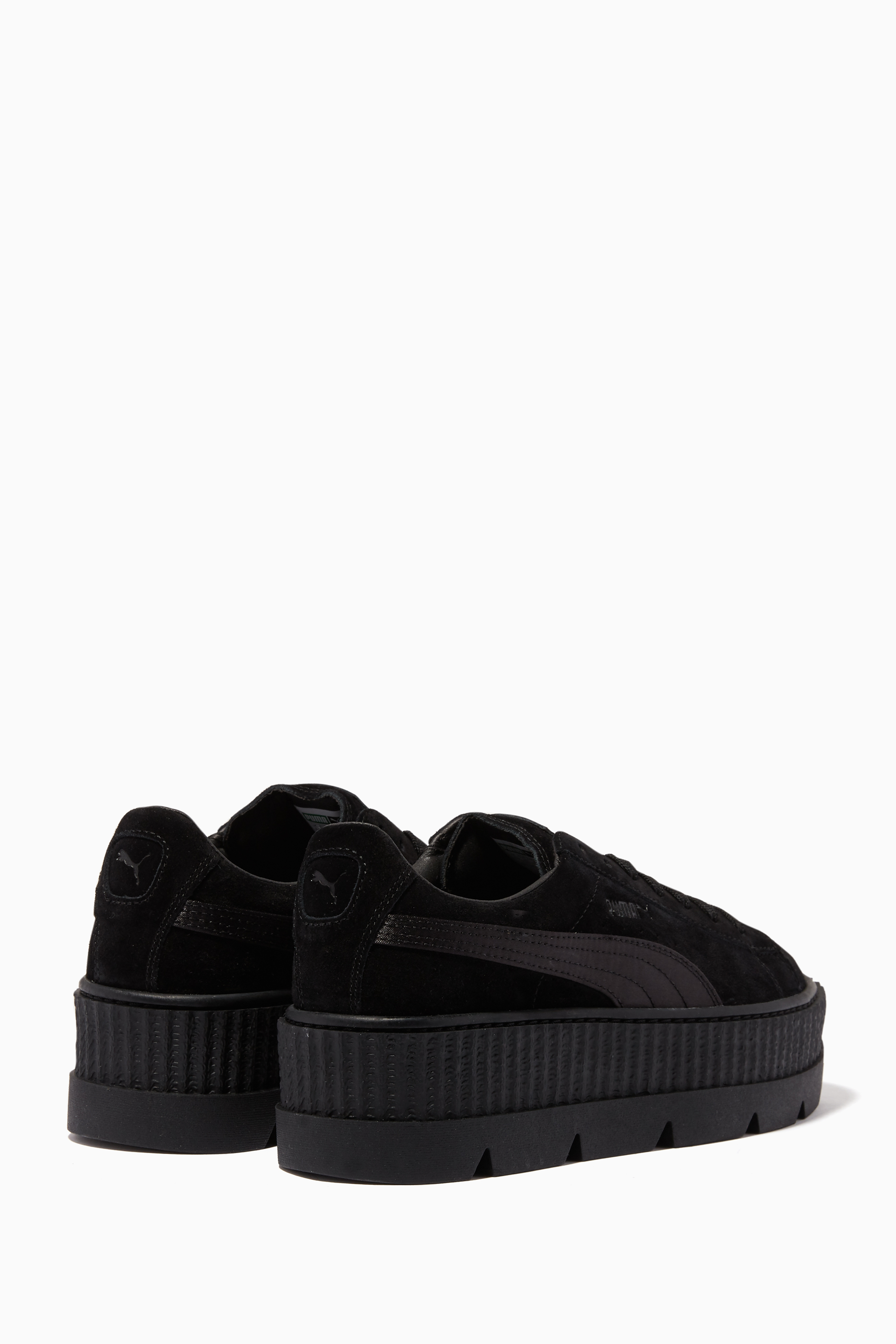 puma cleated creeper suede donna