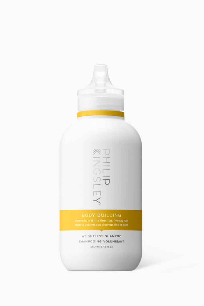 Body Building Shampoo, 250ml