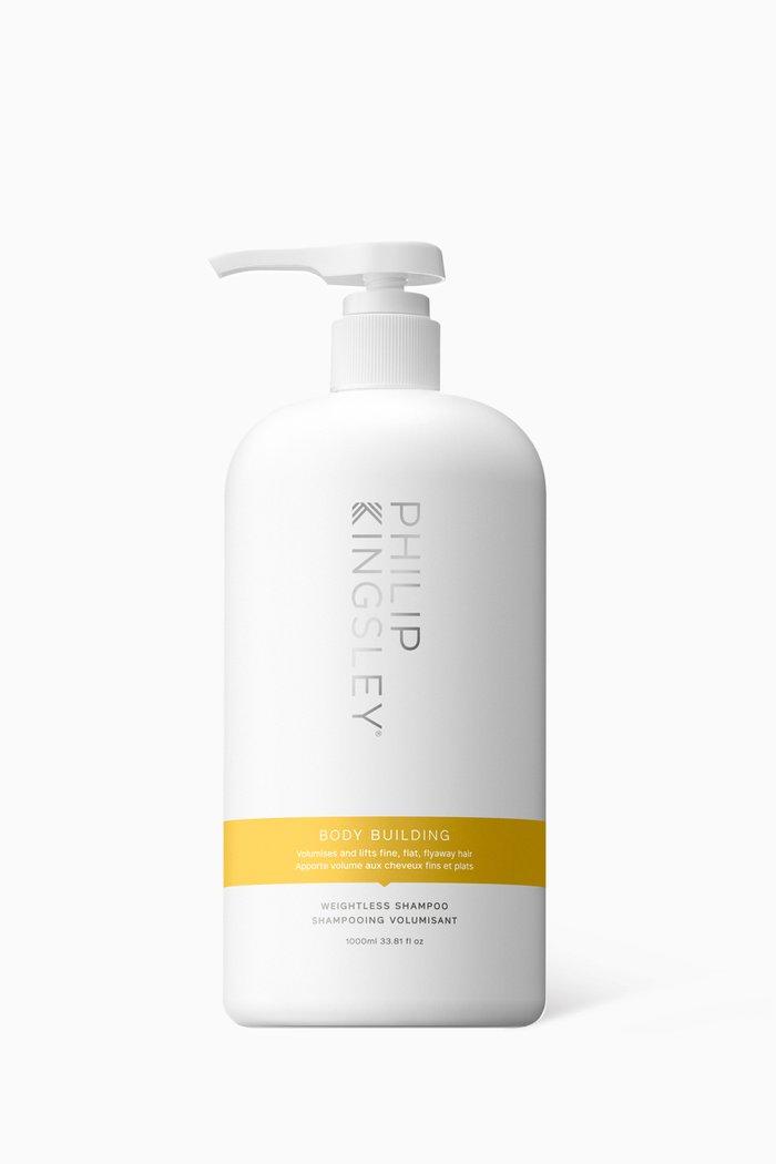 Body Building Shampoo, 1000ml