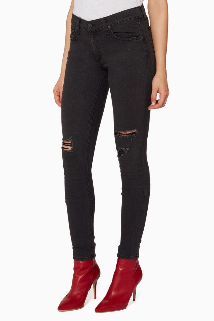 Soft Rock Skinny Jeans
