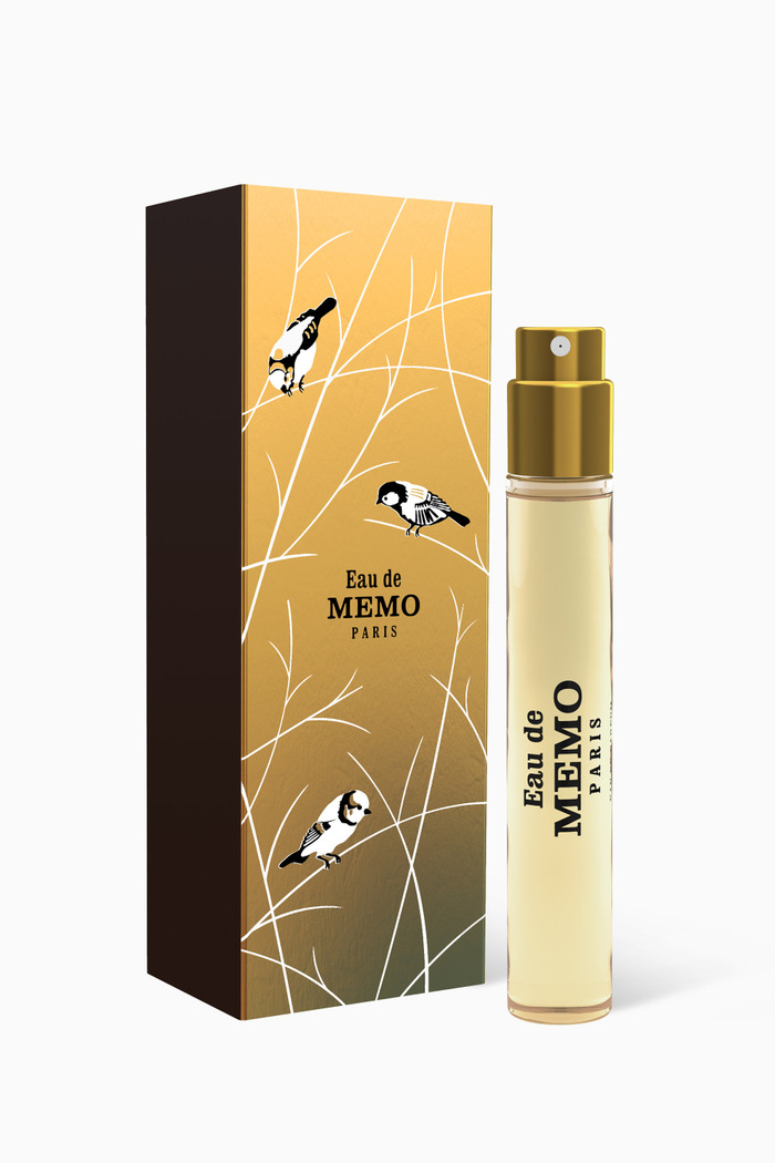 Eau de Memo Eau de Parfum Travel Spray, 10ml