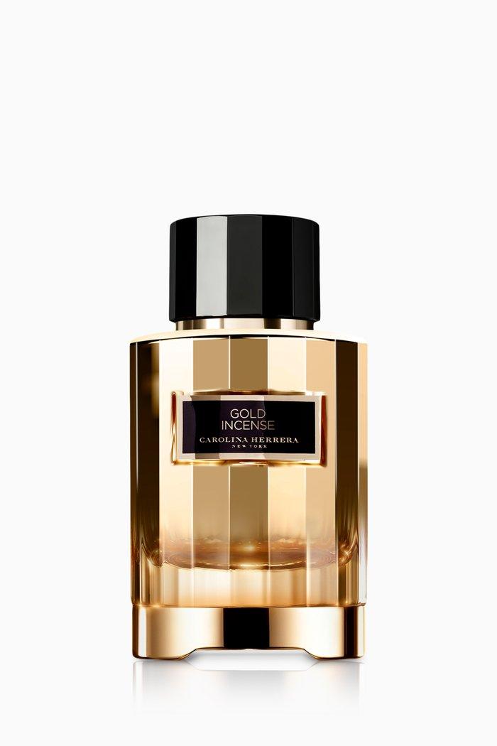 Herrera Confidential Gold Incense Eau de Parfum, 100ml