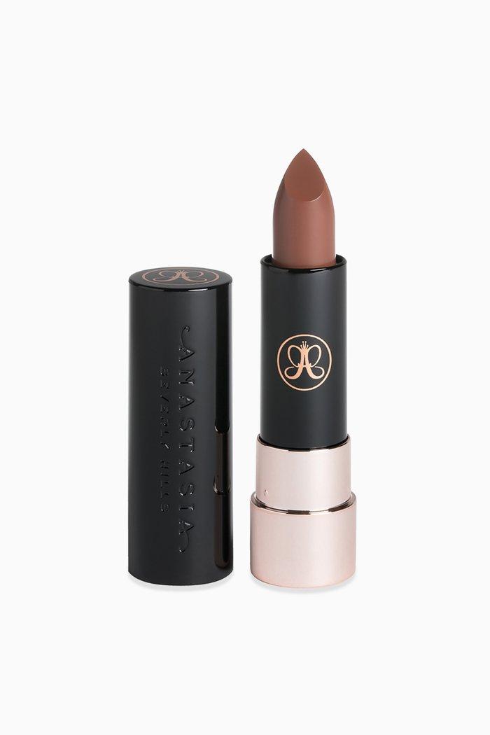 Cool Brown Matte Lipstick