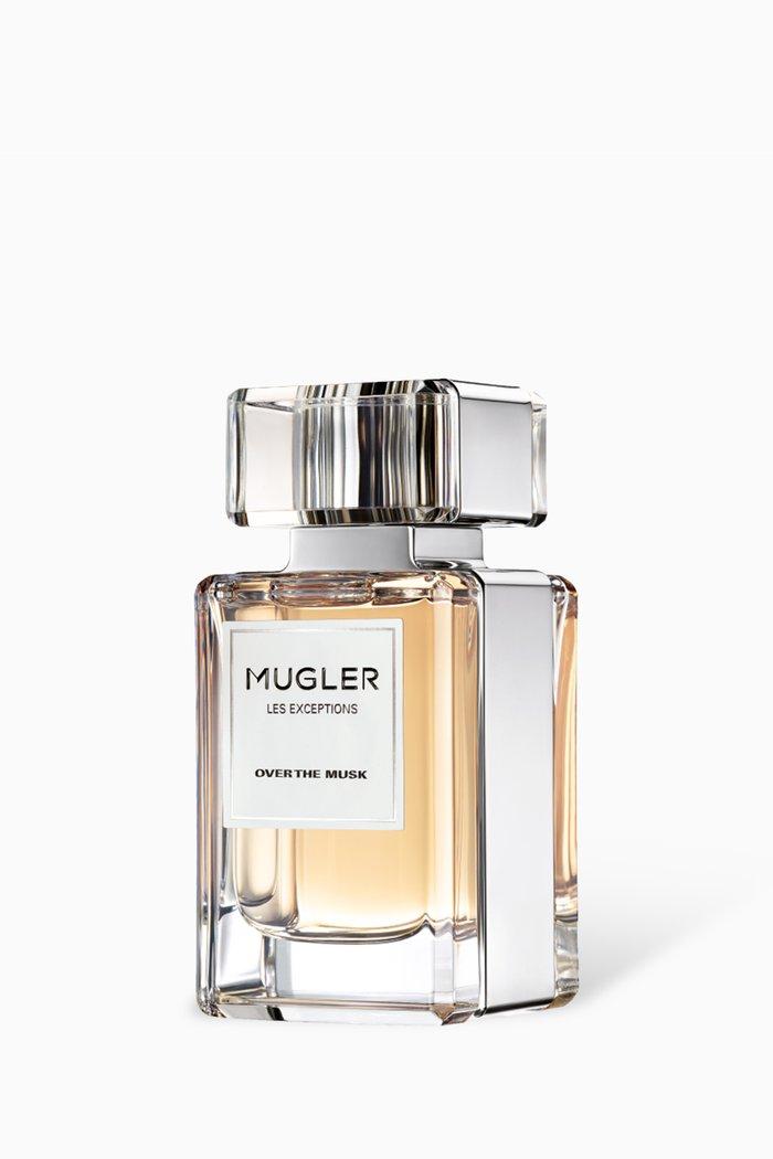 Les Exceptions Over the Musk Eau de Parfum, 80ml