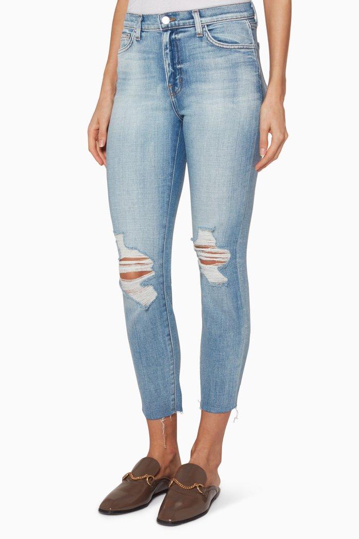 Blue El Matador Slim Jeans