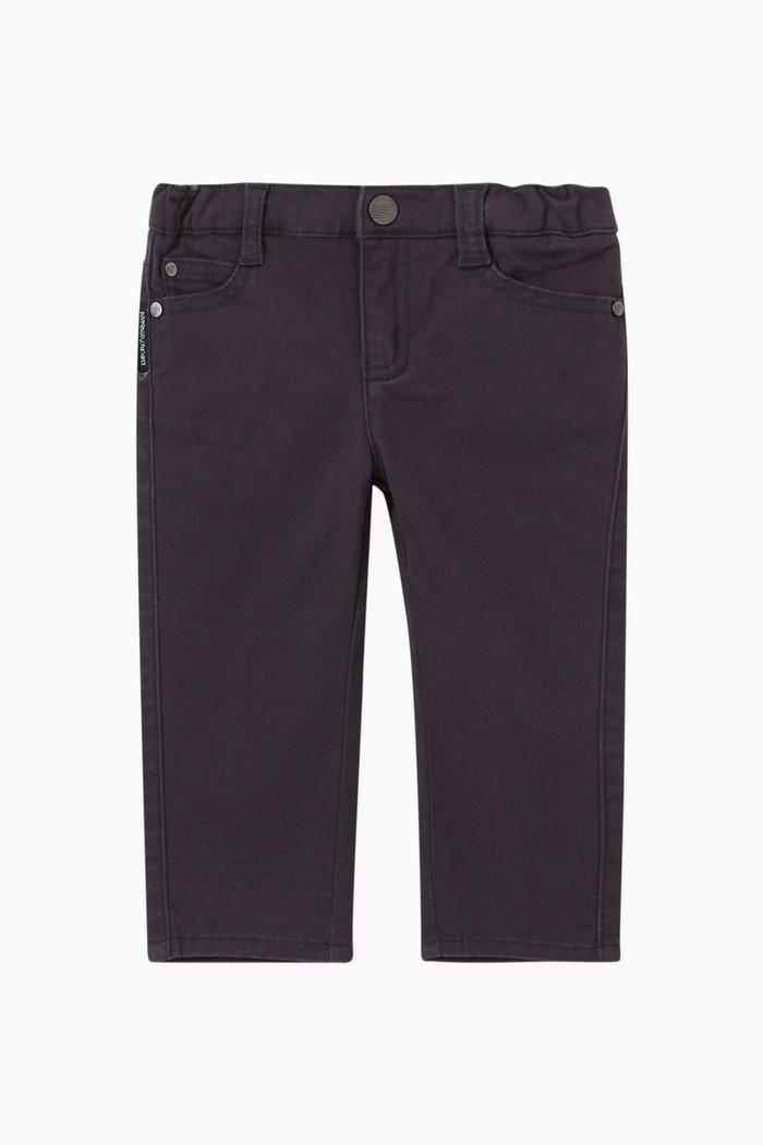 Classic Cotton Gabardine Jeans