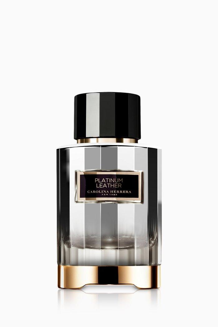 Herrera Confidential Platinum Leather Eau de Parfum, 100ml