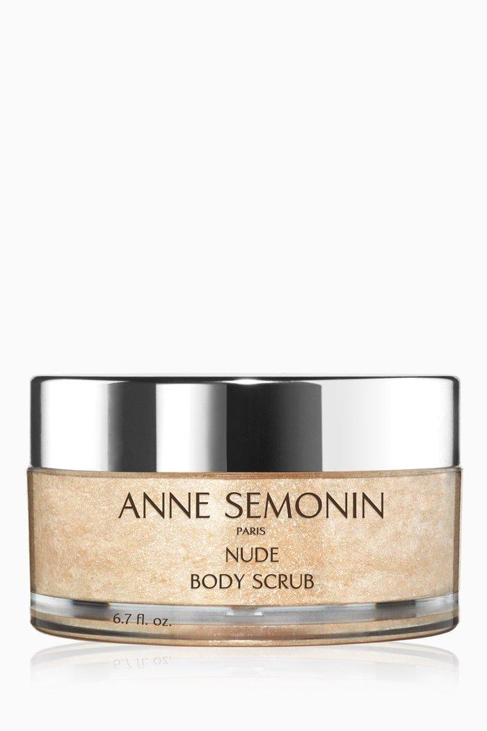 Nude Body Scrub, 200g