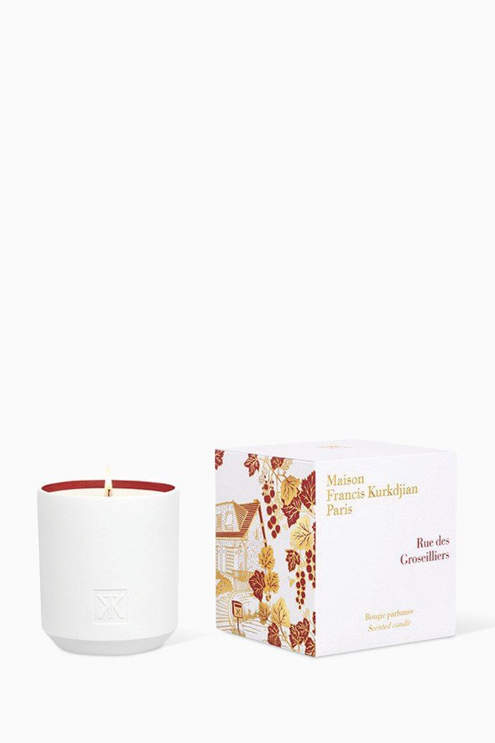 Rue des Groseilliers Scented Candle, 280g