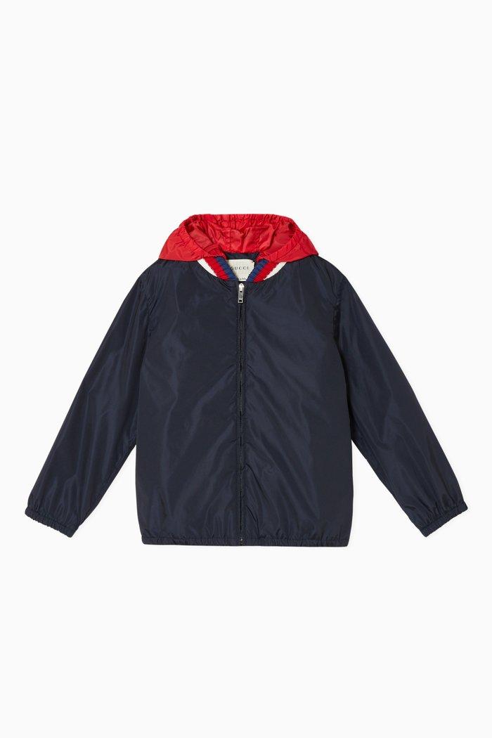 Sylvie Web Collar Jacket
