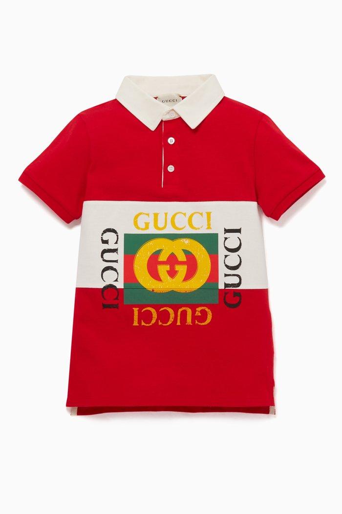 Vintage Logo Polo Shirt