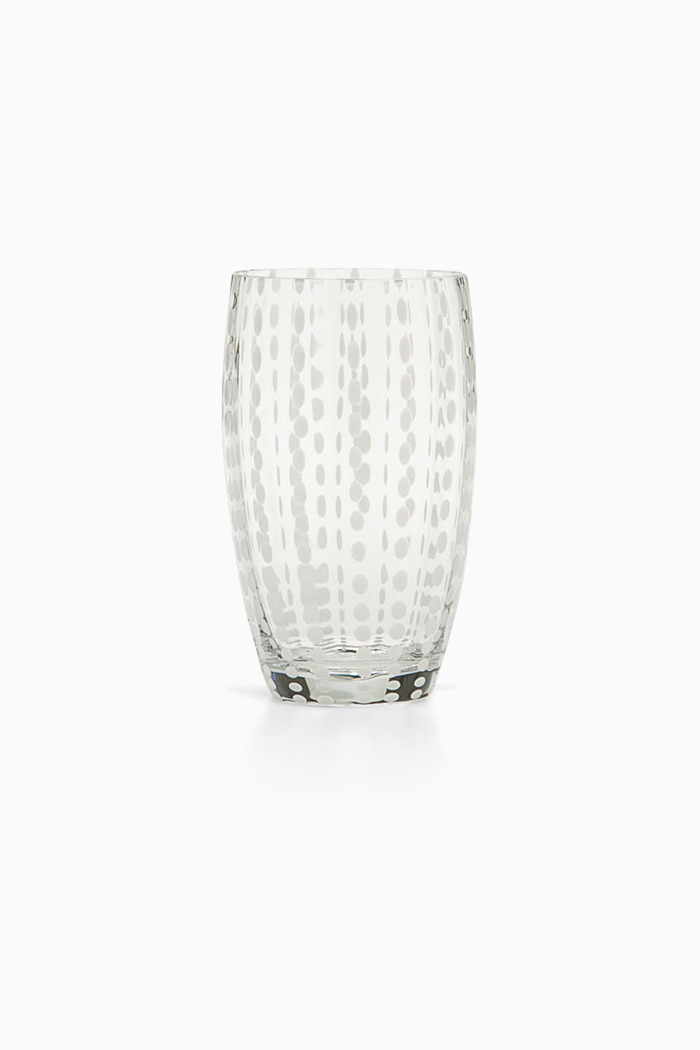 Perle Textured Tumblers, Set of 2