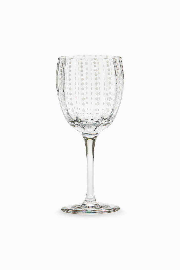 Perle Textured Glass, Set of 2