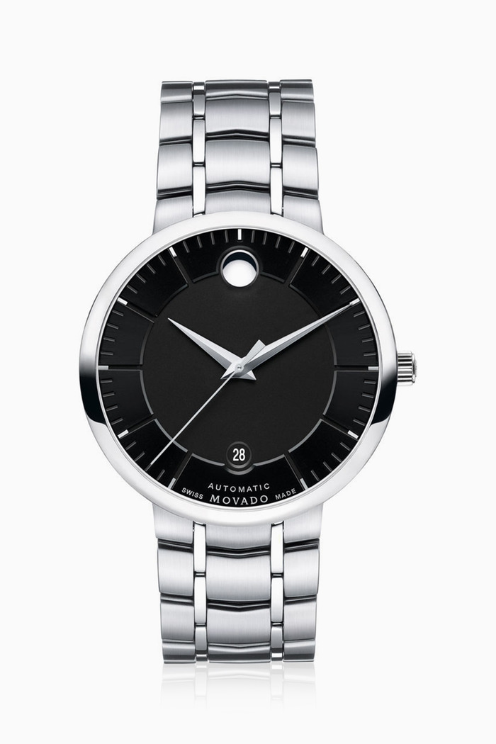 1881 Automatic Black Dial Watch