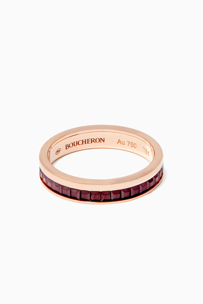 Quarte Classique Wedding Band