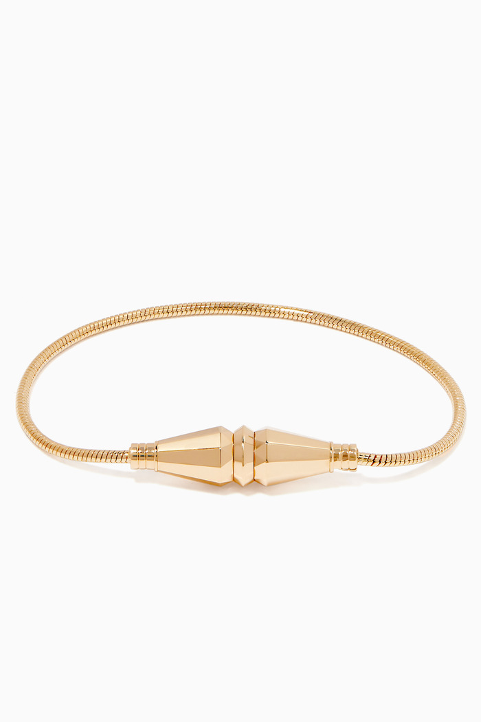 Jack De Boucheron Single Wrap Bracelet