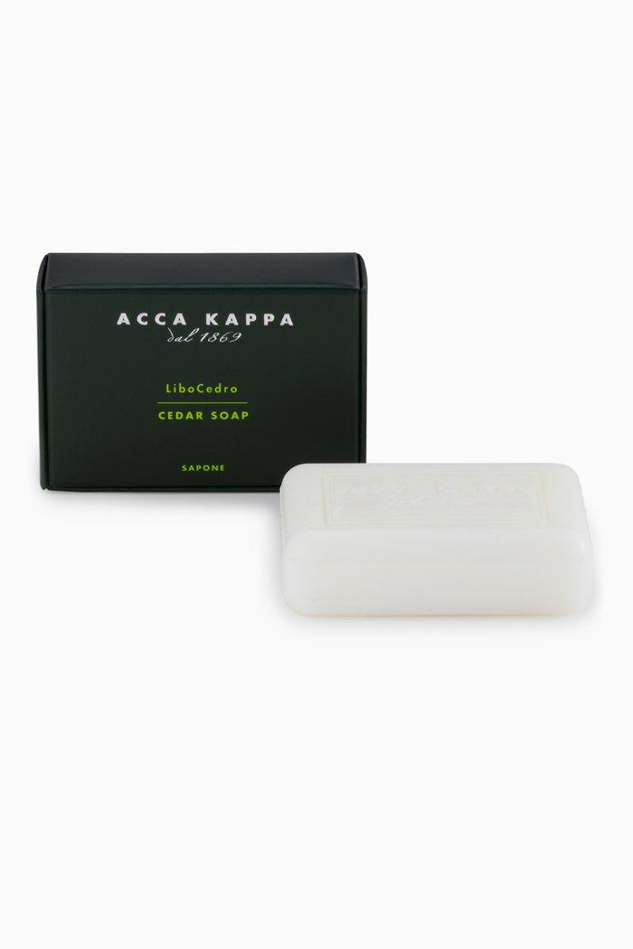 Cedro Vegetable-Based Soap