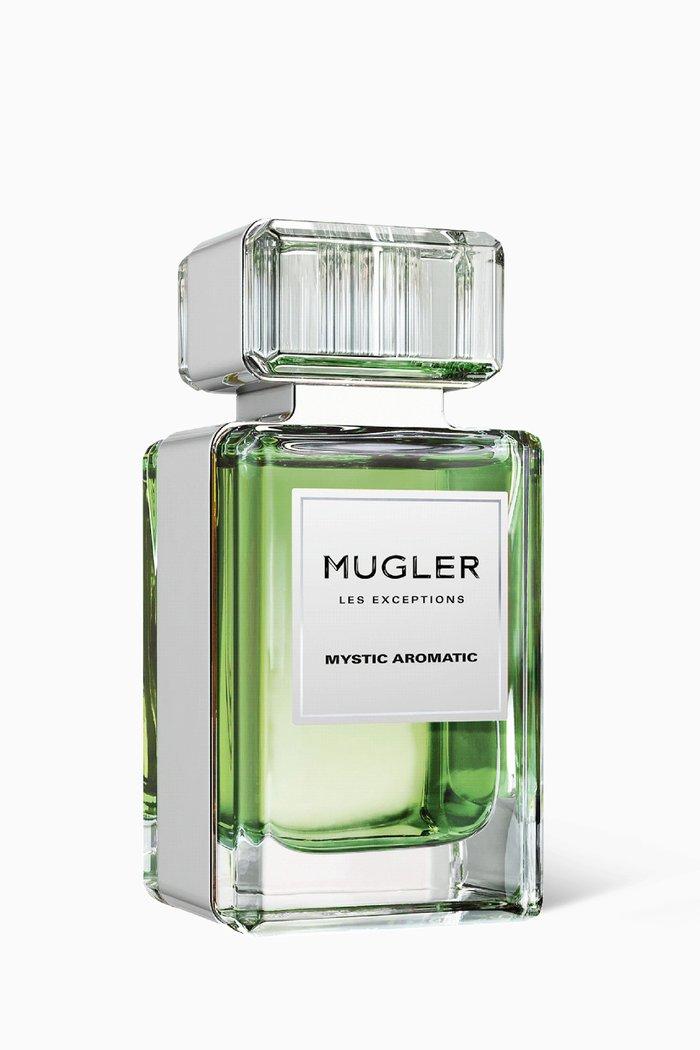 Les Exceptions Mystic Aromatic Eau de Parfum, 80ml
