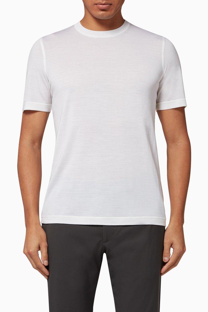 Regal Wool T-Shirt