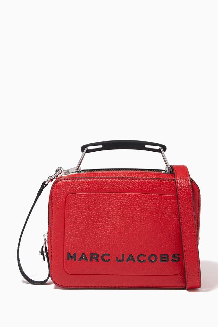 The Mini Box Bag in Leather