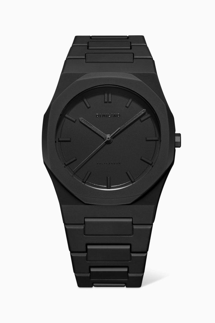 Polycarbon 40mm Shadow Watch