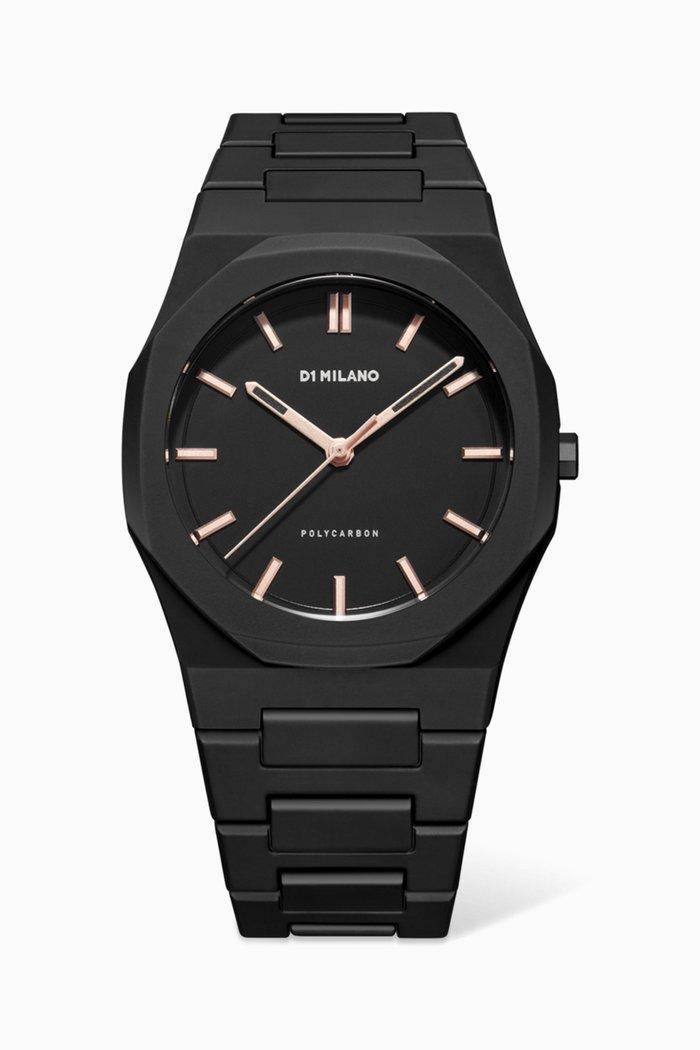 Polycarbon 40mm Dawn Light Watch