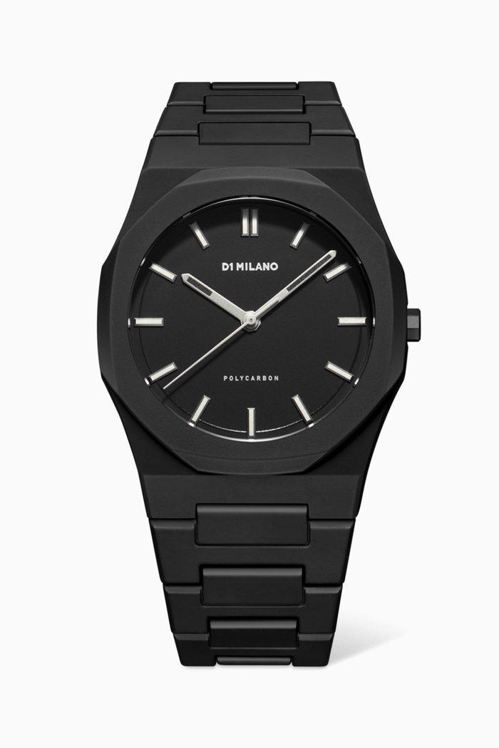 Polycarbon 40mm Cloudburst Watch