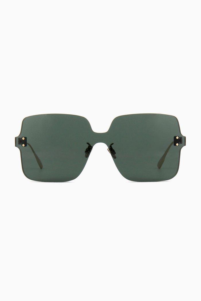 Quake Oversized Sunglasses