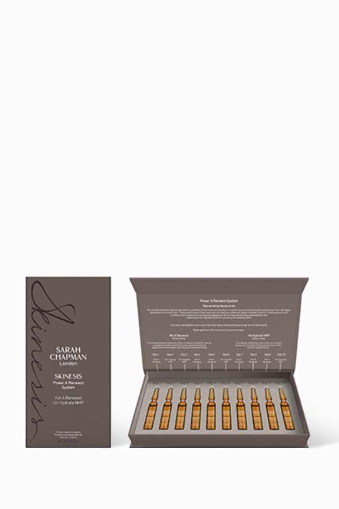 Power A Renewal System, 10 Ampoules