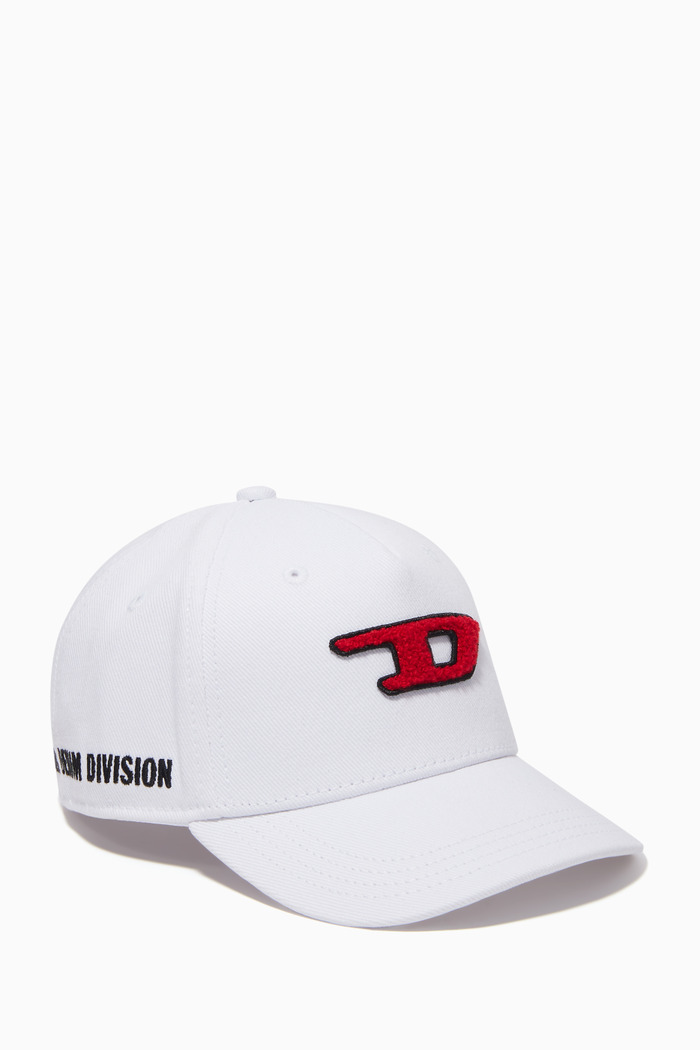 Logo Embroidered Baseball Cap