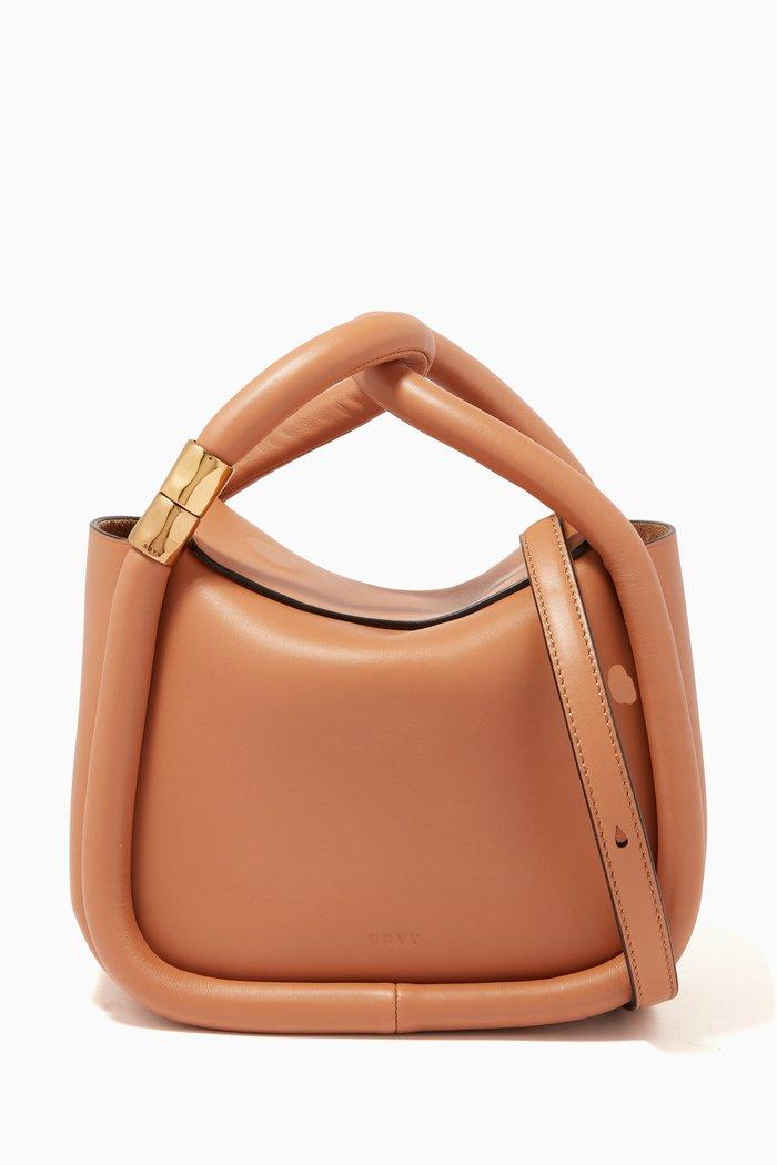 Wonton 20 Bag in Calf Leather