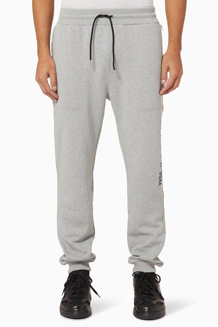 Visual Logo Fleece Sweatpants