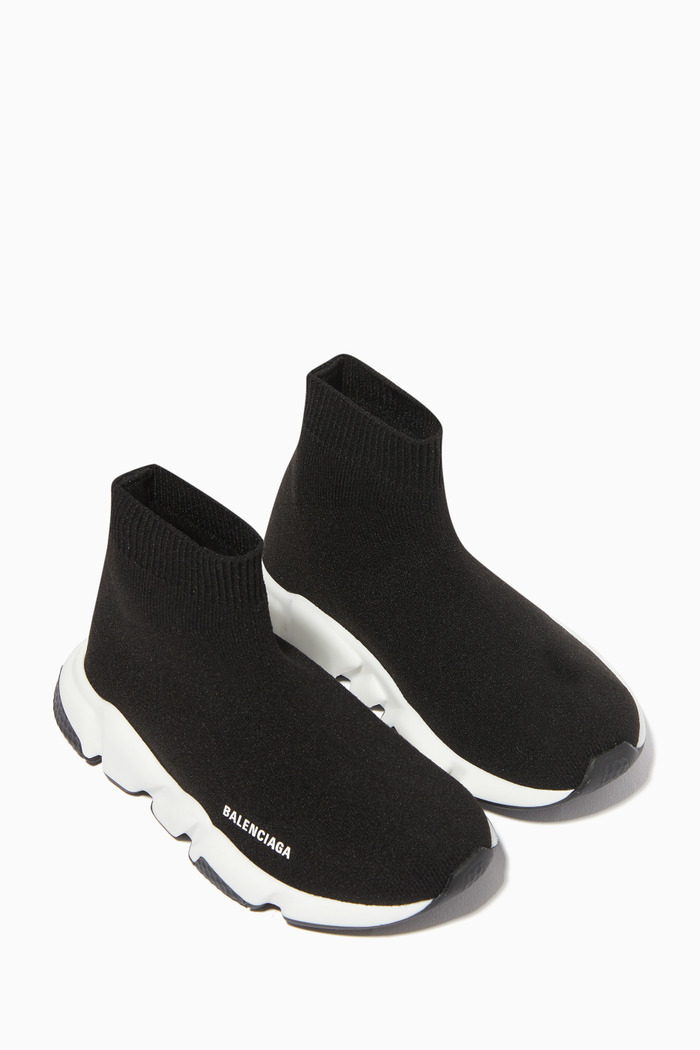 Speed Knit Pull-On Sneakers