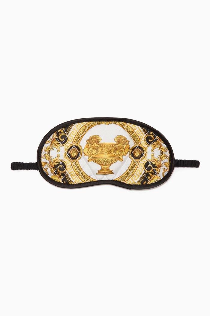 La Coupe des Dieux Silk Eye Mask