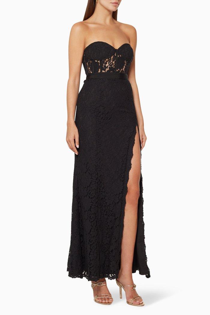 The Mariposa Lace Dress