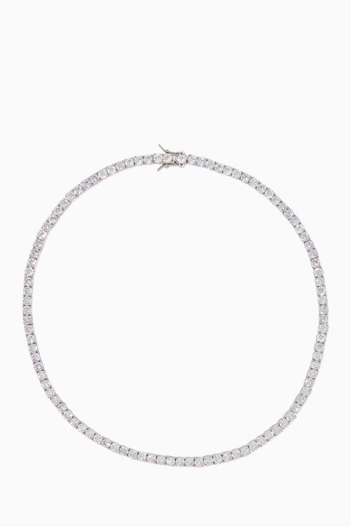 Grace Crystal Collar