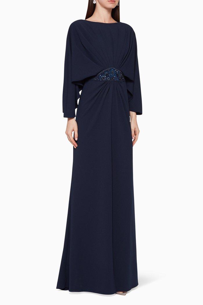 Olsen Embellished Gown