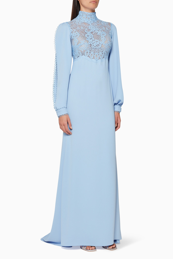 Elize Cordone Lace Dress