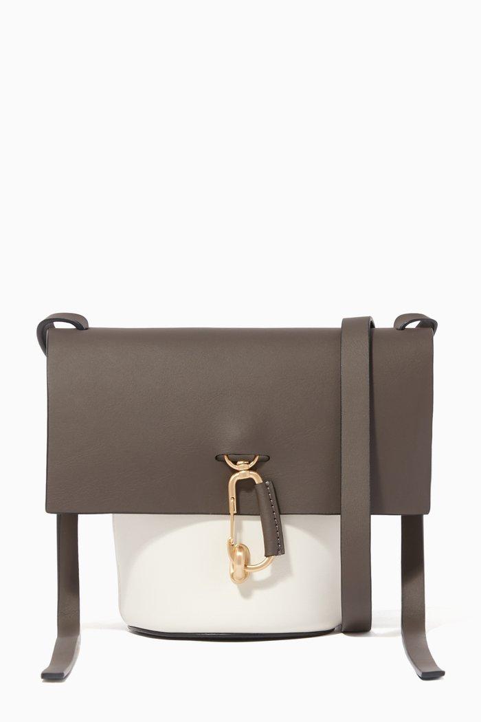 Belay Mini Colour-Block Crossbody Bag