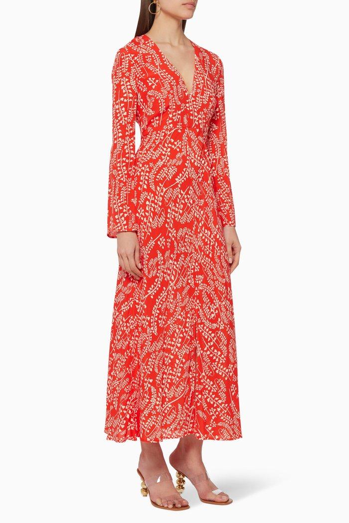 Sonja Floral Print Dress