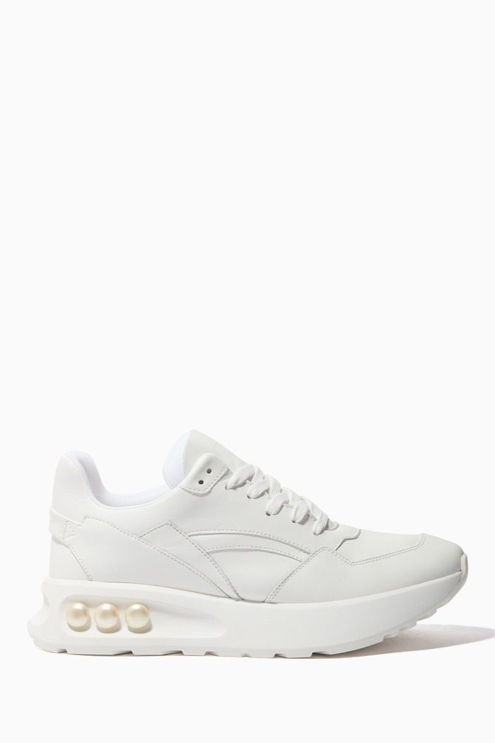 NKP3 Leather Sneakers