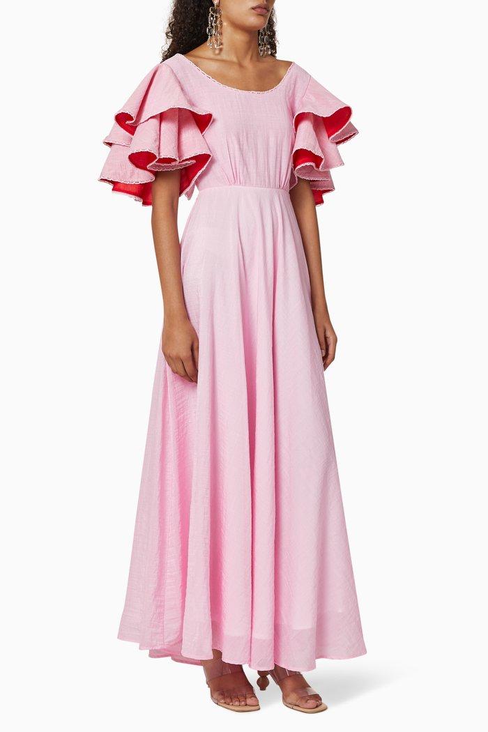 Rachel Embellished Maxi Dress