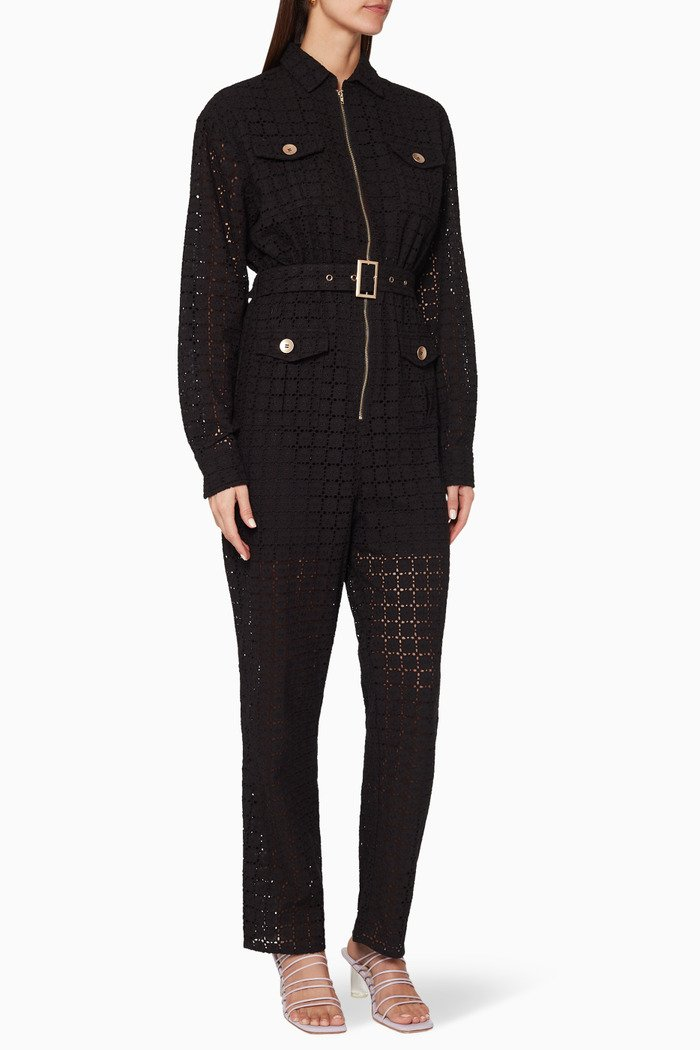 Vienna Crochet Boilersuit