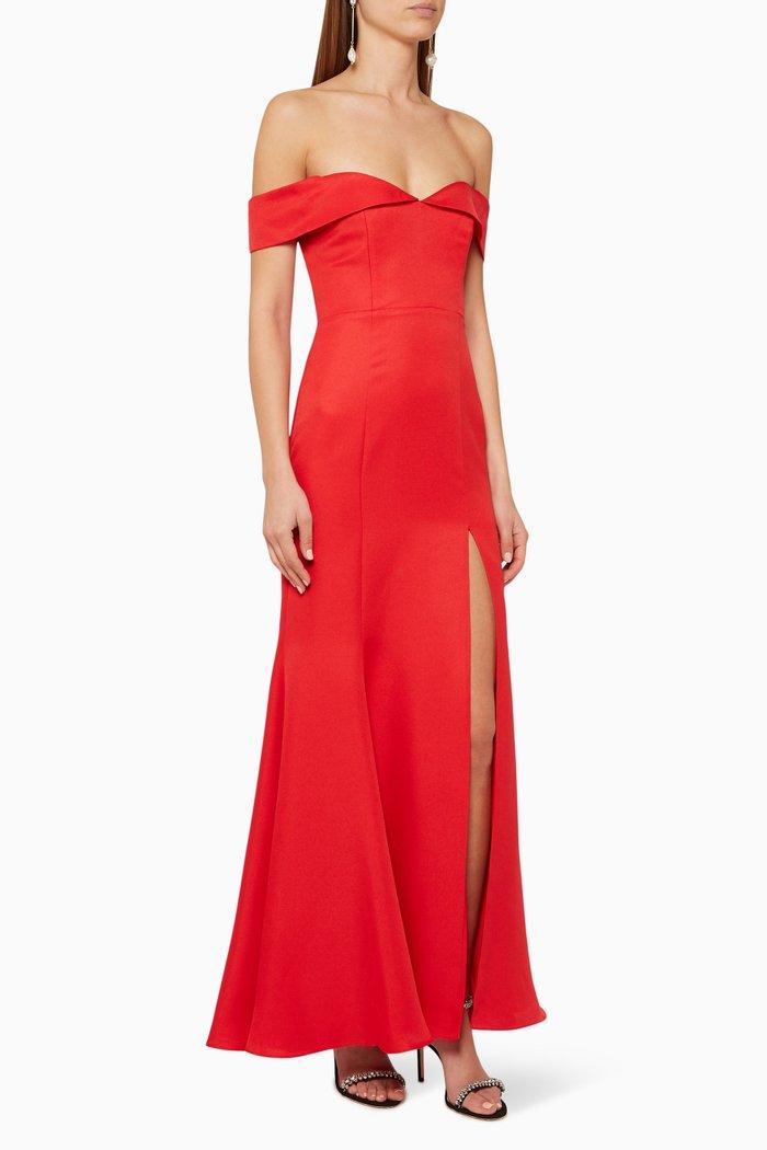 Madigan Off-The Shoulder Dress