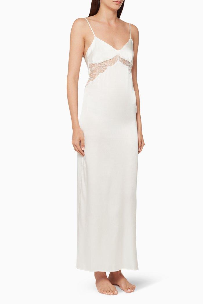 Gilda Long Slip Dress