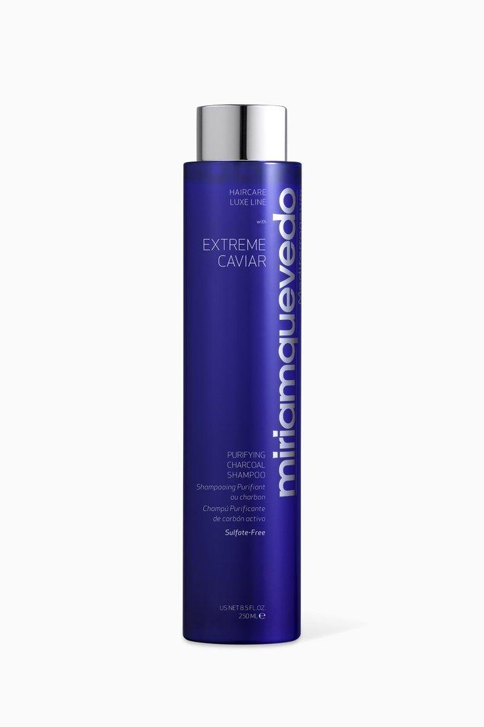 Extreme Caviar Charcoal Purifying Shampoo, 250ml