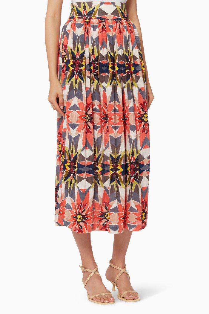 New Jane Diamond Maxi Skirt
