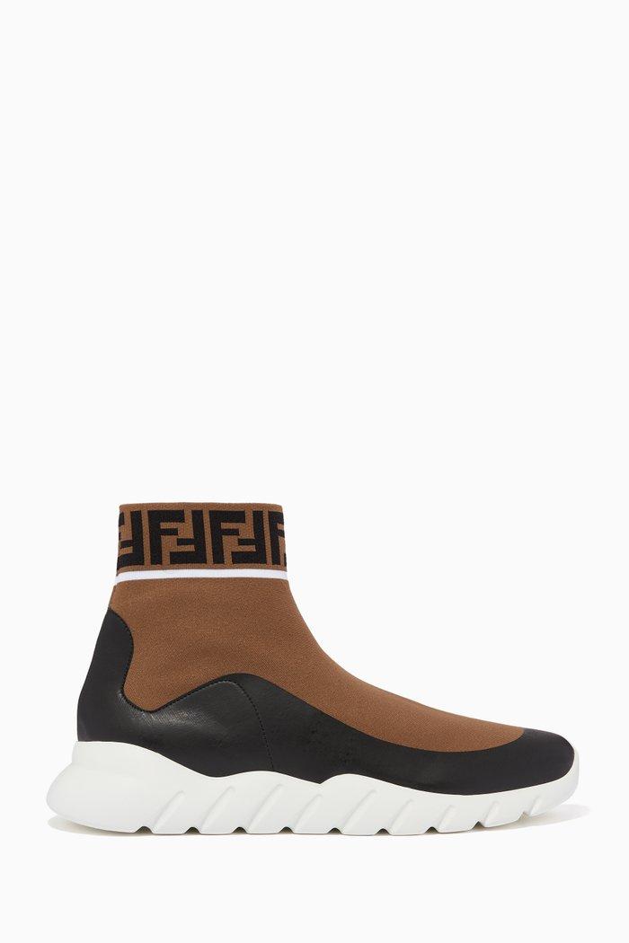 FF Tech Knit Sock Sneakers